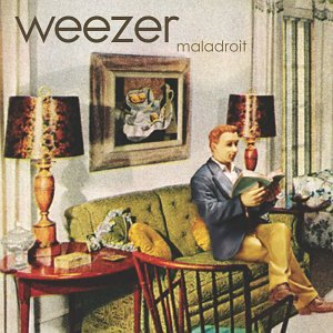 Weezer Fall Together cover art