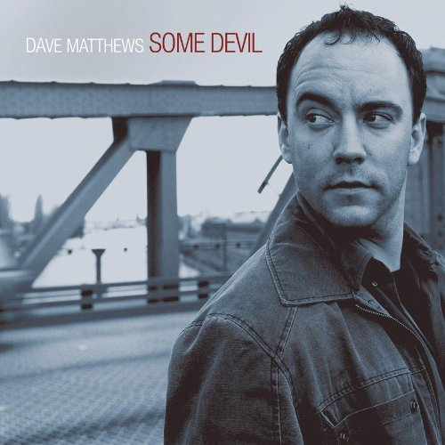 Dave Matthews Trouble cover art