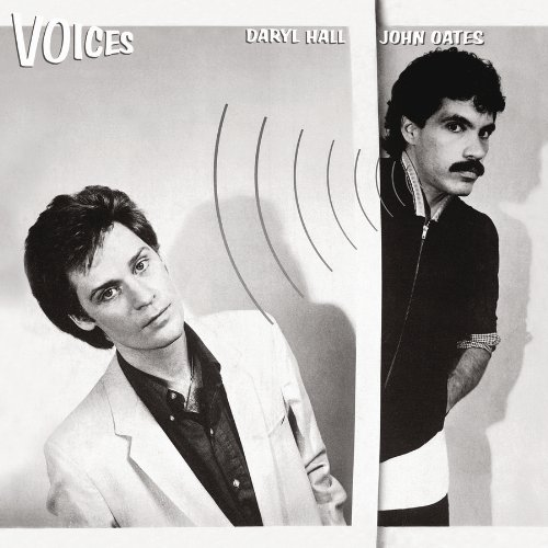 Hall & Oates Kiss On My List cover art