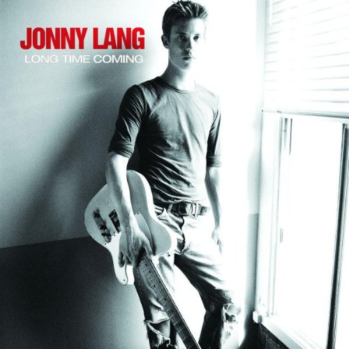 Jonny Lang Happiness And Misery cover art