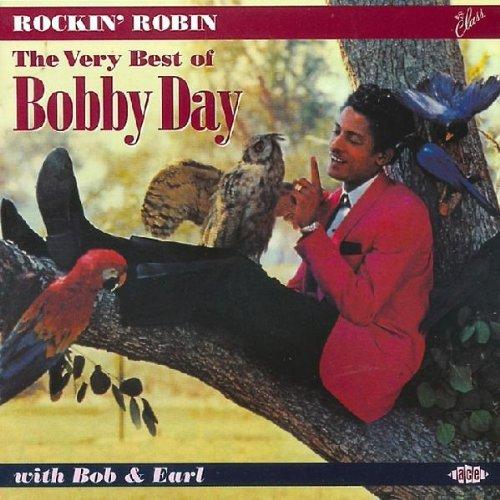 Bobby Day Rockin' Robin cover art