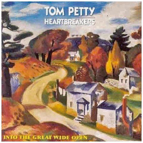 Tom Petty And The Heartbreakers Into The Great Wide Open cover art