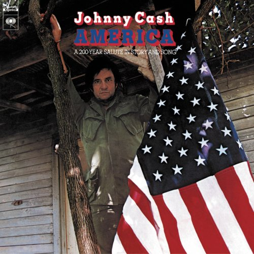 Johnny Cash The Big Battle cover art