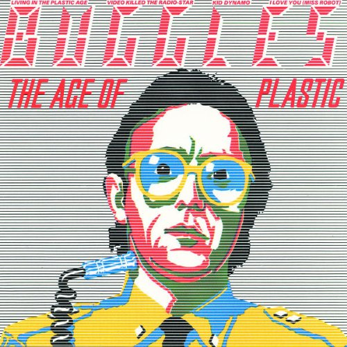 Buggles Video Killed The Radio Star cover art