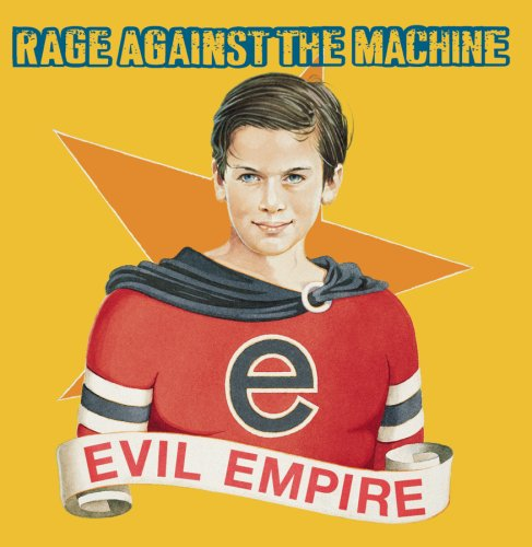 Rage Against The Machine People Of The Sun cover art