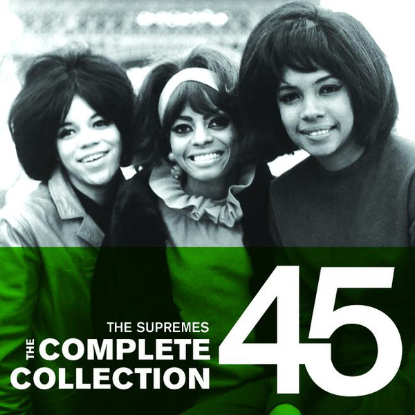 The Supremes In And Out Of Love cover art