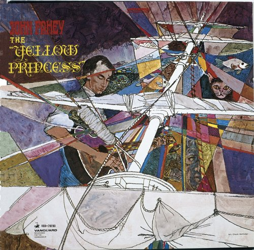 John Fahey The Yellow Princess cover art