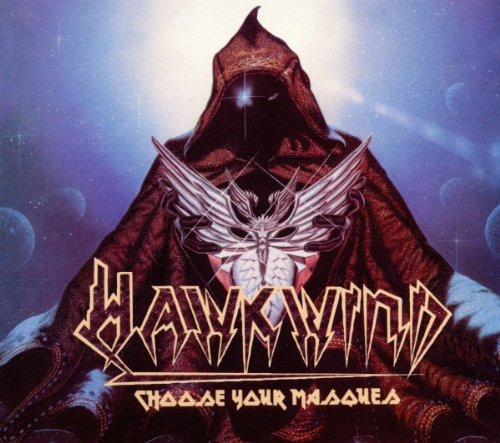 Hawkwind Silver Machine cover art