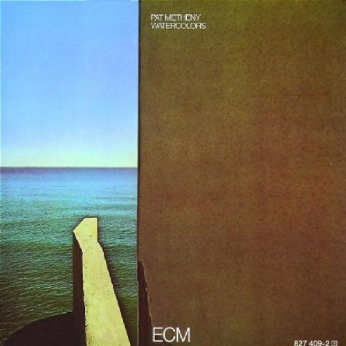 Pat Metheny Lakes cover art
