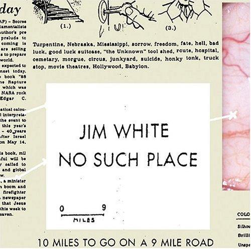 Jim White Corvair cover art