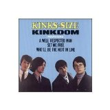 The Kinks All Day And All Of The Night cover art