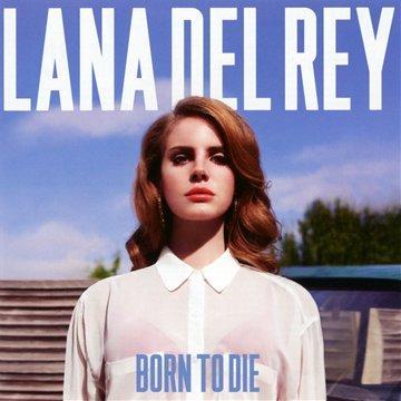 Lana Del Rey Blue Jeans cover art