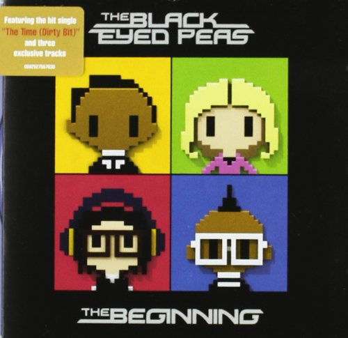 The Black Eyed Peas Just Can't Get Enough cover art