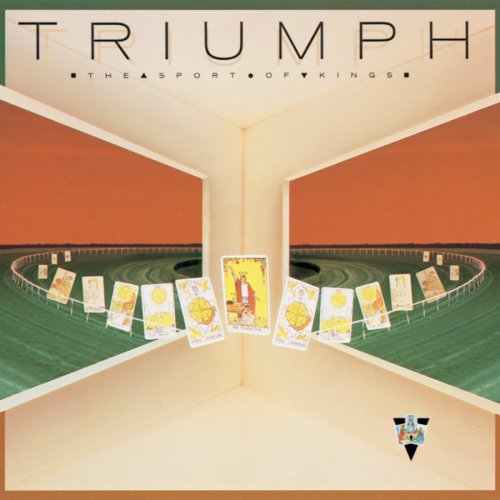 Triumph Somebody's Out There cover art