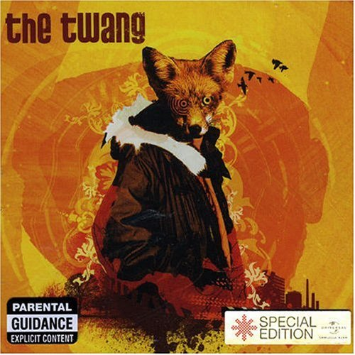 The Twang The Neighbour cover art