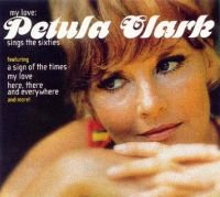 Petula Clark My Love cover art