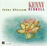 Kenny Burrell Satin Doll cover art