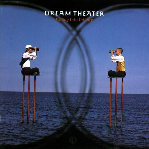 Dream Theater Hell's Kitchen cover art