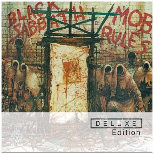 Black Sabbath The Mob Rules cover art