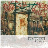 Black Sabbath The Mob Rules cover kunst