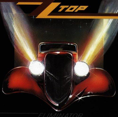 ZZ Top Thug cover art