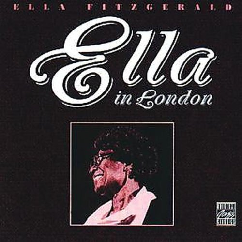 Ella Fitzgerald It Don't Mean A Thing (If It Ain't Got That Swing) cover art