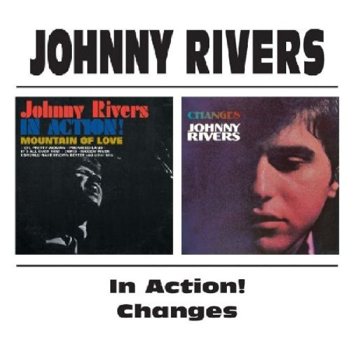 Johnny Rivers By The Time I Get To Phoenix cover art