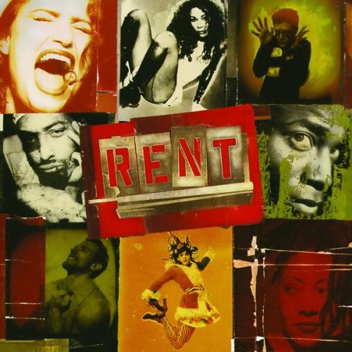 Jonathan Larson Your Eyes (from Rent) cover art