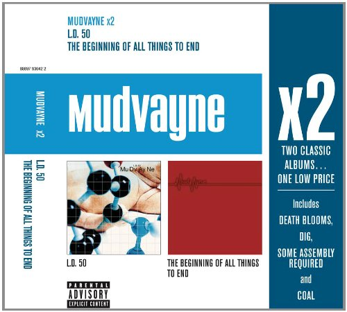 Mudvayne Dig cover art