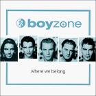 Boyzone All The Time In The World cover art