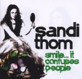 Sandi Thom Superman cover art