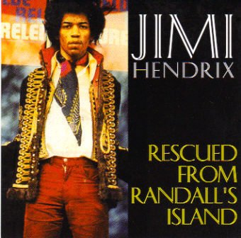 Jimi Hendrix Stone Free cover art
