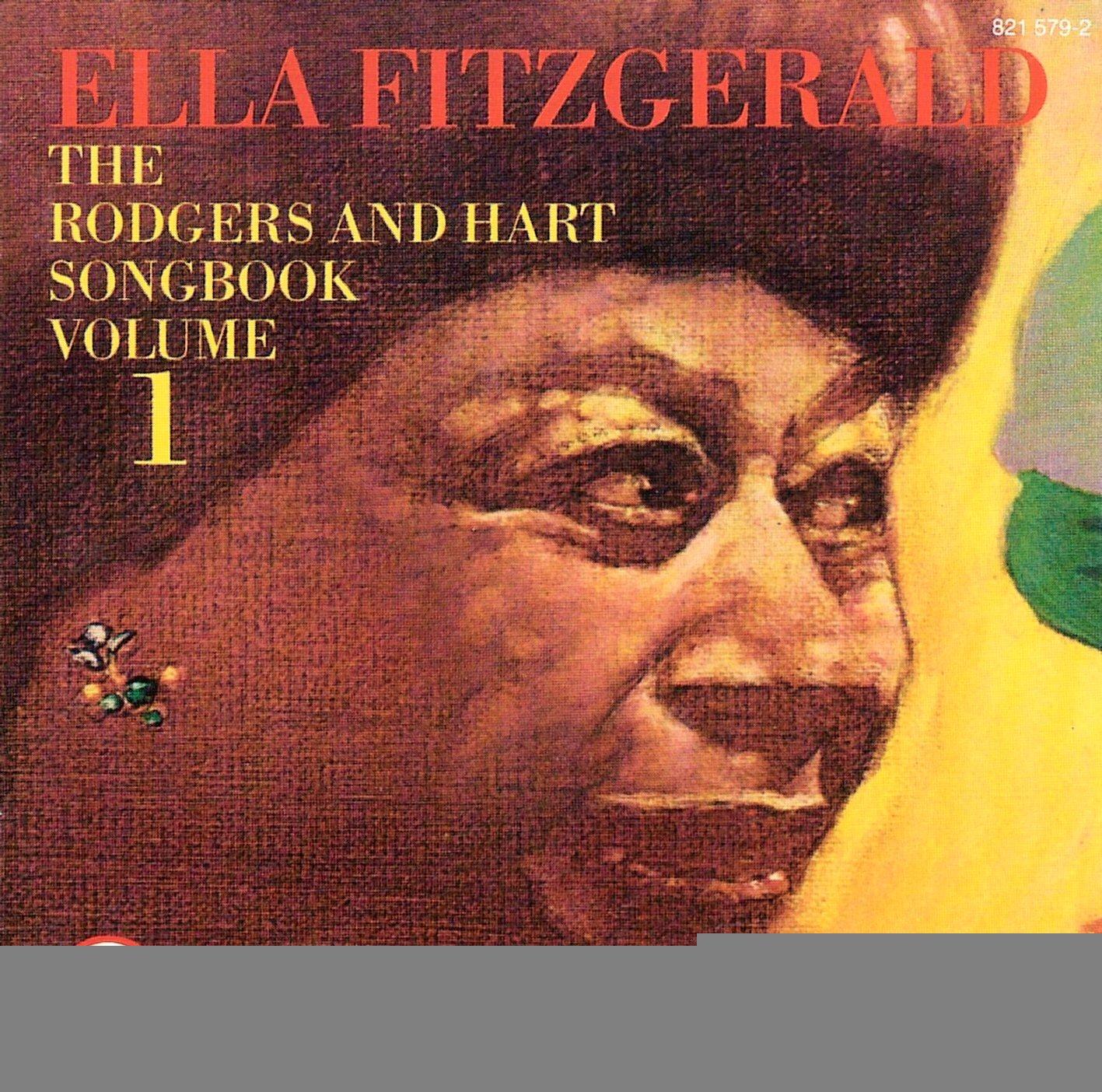 Ella Fitzgerald The Lady Is A Tramp cover art