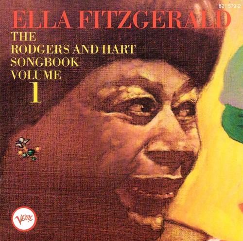 Ella Fitzgerald The Lady Is A Tramp l'art de couverture