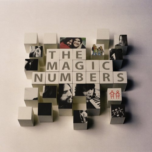 The Magic Numbers Long Legs cover art