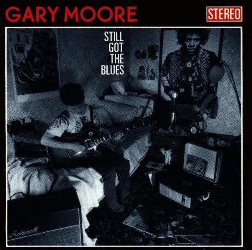 Gary Moore Texas Strut cover art