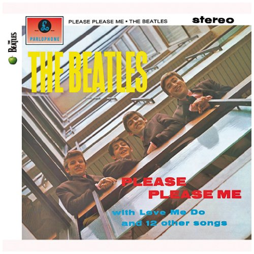 The Beatles There's A Place cover art