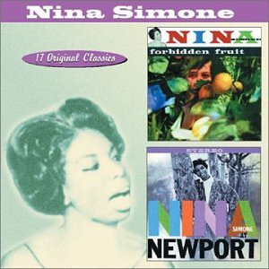 Nina Simone Gin House Blues cover art