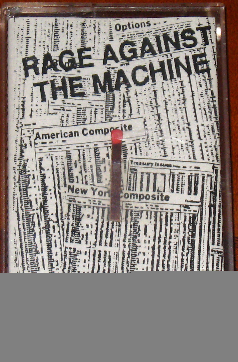 Rage Against The Machine Take The Power Back cover art