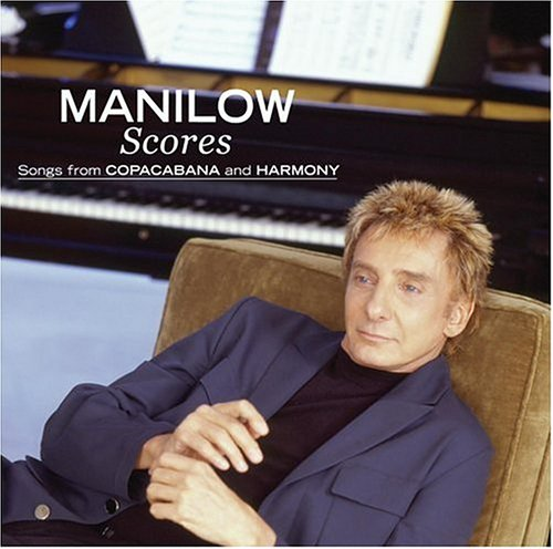 Barry Manilow Bolero De Amor cover art