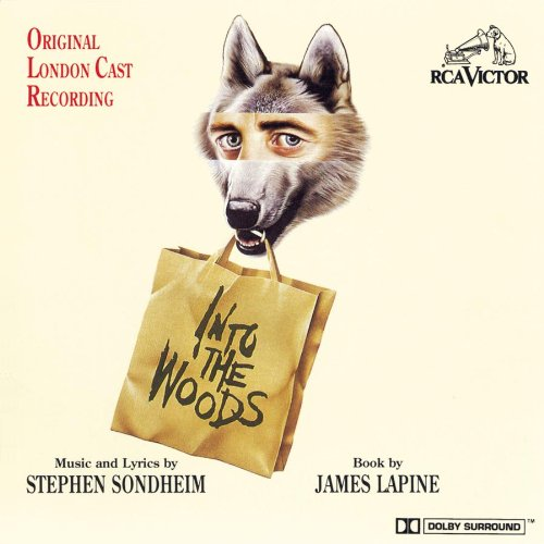 Stephen Sondheim Moments In The Woods (Film Version) cover art