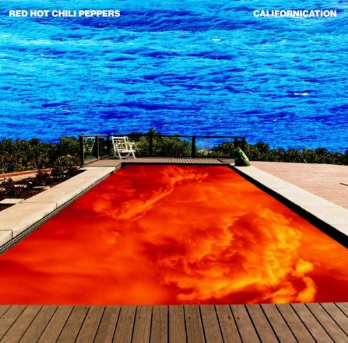 Red Hot Chili Peppers Scar Tissue cover art