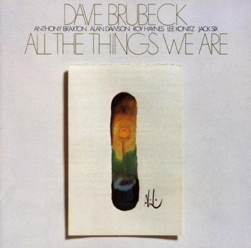 Dave Brubeck In Your Own Sweet Way cover art