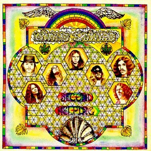 Lynyrd Skynyrd Call Me The Breeze cover art