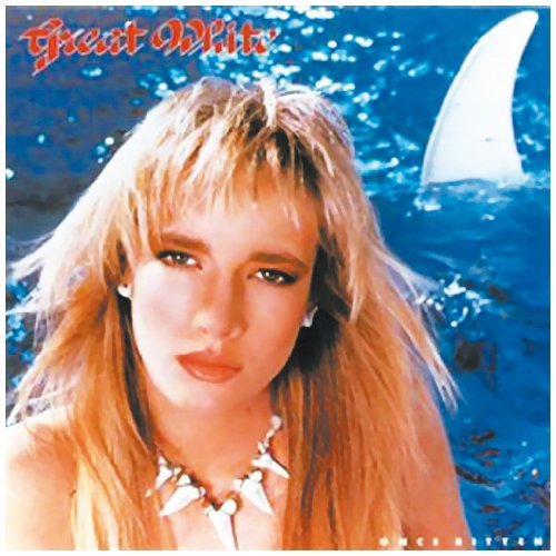 Great White Rock Me cover art