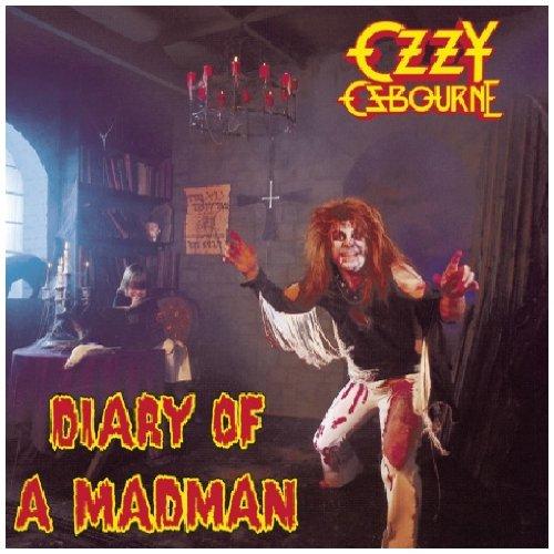 Ozzy Osbourne Paranoid cover art