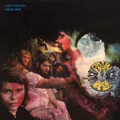 Canned Heat Going Up The Country l'art de couverture