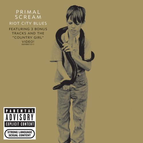 Primal Scream Country Girl cover art