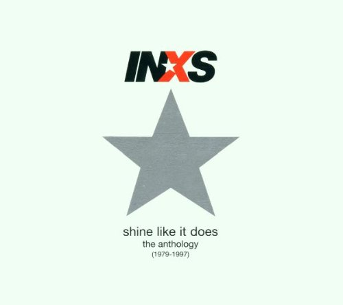 INXS Let It Ride cover art