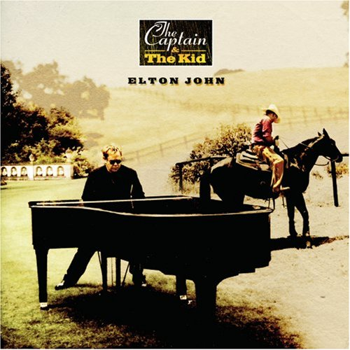 Elton John The Bridge cover art